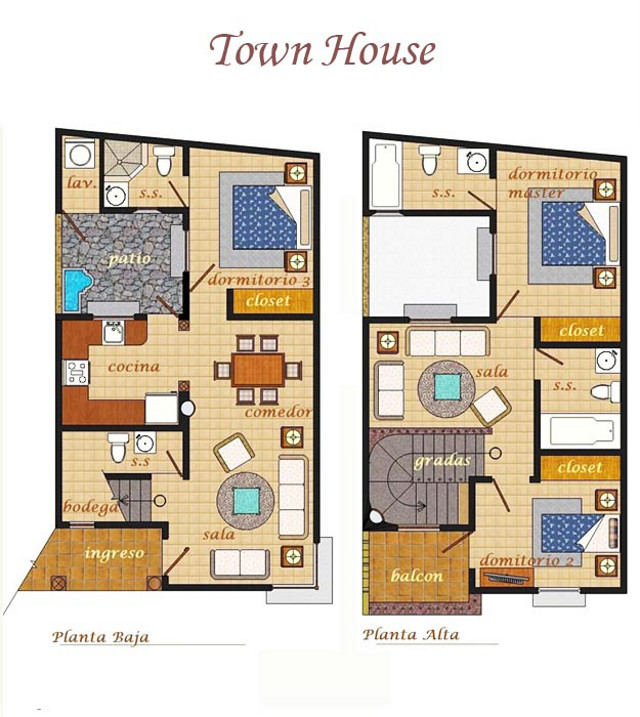 Town Houses Plano